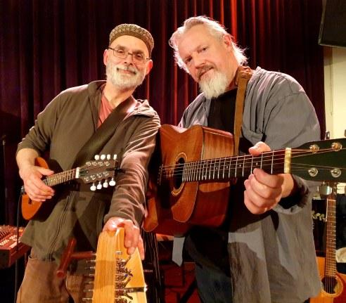 Tony & Richard